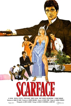 Scarface (1983) poster 1