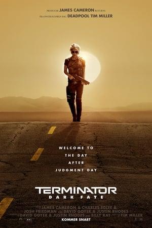 Terminator: Dark Fate poster 1