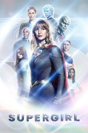 Supergirl, Season 1 poster 2