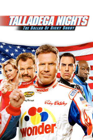 Talladega Nights: The Ballad of Ricky Bobby (Unrated) poster 1