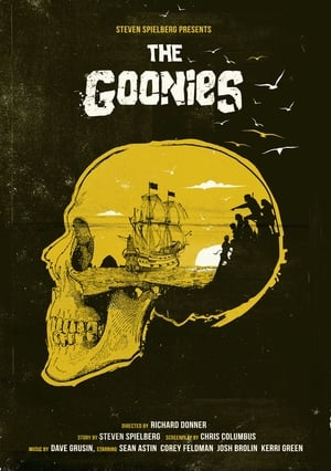 The Goonies poster 3