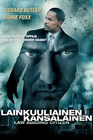 Law Abiding Citizen poster 3