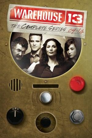 Warehouse 13, Season 4 poster 3
