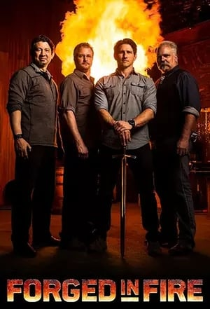Forged in Fire, Season 8 poster 2