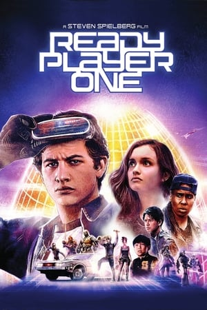 Ready Player One poster 1