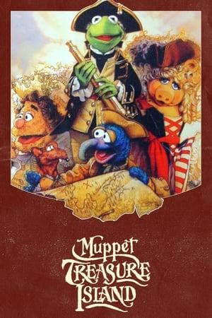 Muppet Treasure Island movie posters