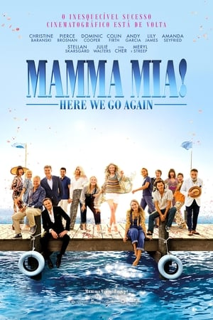 Mamma Mia! Here We Go Again poster 1