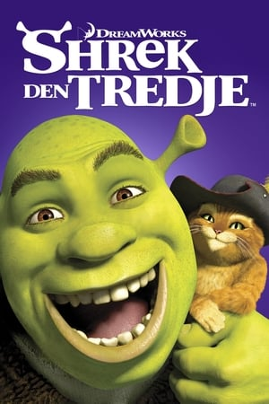 Shrek the Third poster 1
