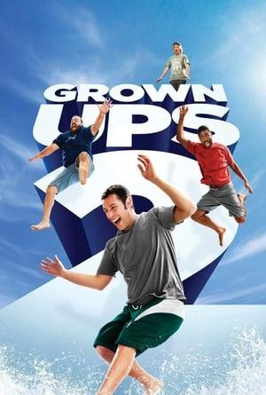 Grown Ups (2010) posters