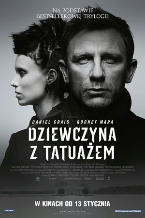 The Girl with the Dragon Tattoo posters