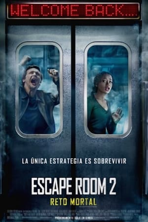 Escape Room: Tournament of Champions poster 3