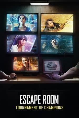 Escape Room: Tournament of Champions poster 1