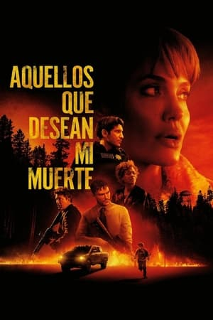 Those Who Wish Me Dead poster 4