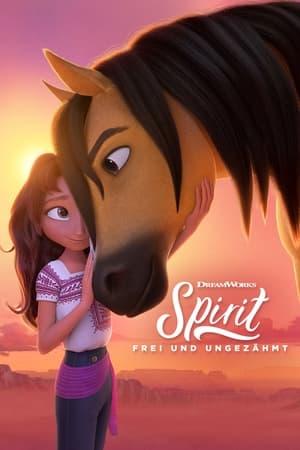 Spirit Untamed poster 1