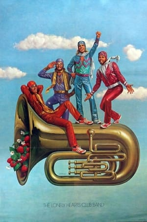 Sgt. Pepper's Lonely Hearts Club Band poster 1