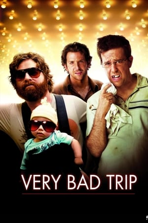 The Hangover poster 1