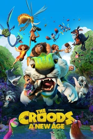 The Croods: A New Age movie posters