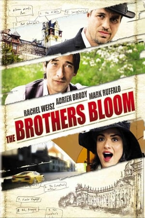 The Brothers Bloom posters