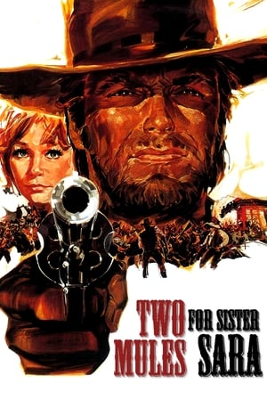 Two Mules For Sister Sara poster 1