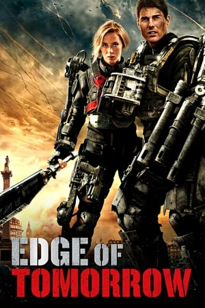 Live Die Repeat: Edge of Tomorrow poster 2