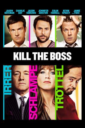 Horrible Bosses poster 1