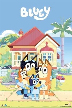 Bluey, Dance Mode and Other Stories poster 0