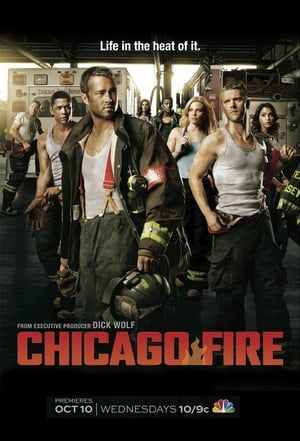 Chicago Fire, Season 9 poster 3