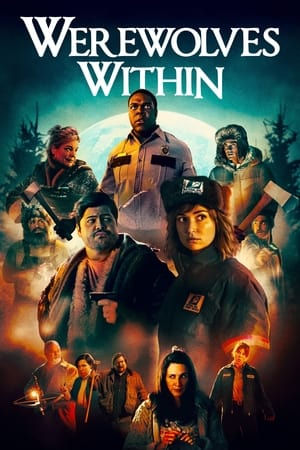 Werewolves Within poster 2