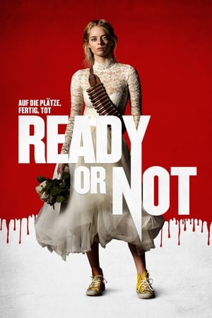 Ready or Not posters