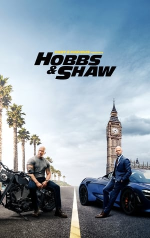 Fast & Furious Presents: Hobbs & Shaw posters