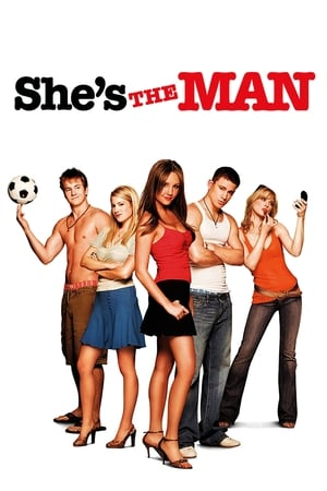 She's the Man poster 2