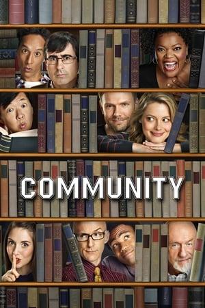 Community, Season 2 poster 1