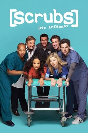 Scrubs: The Complete Series poster 3