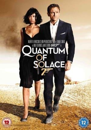 Quantum of Solace poster 4