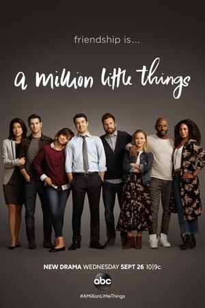 A Million Little Things, Season 3 poster 3