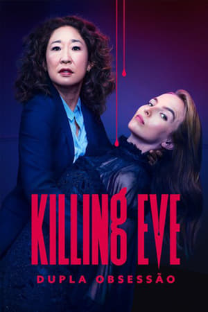 Killing Eve, Season 2 posters