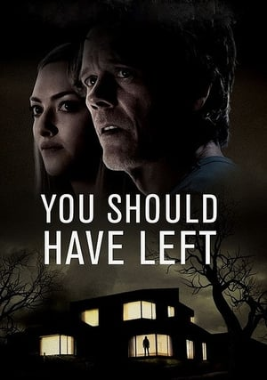 You Should Have Left posters