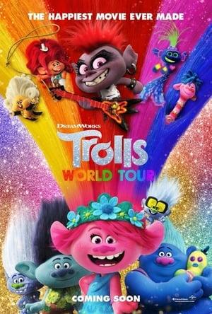 Trolls World Tour poster 4