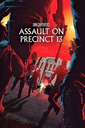 Assault On Precinct 13 (2005) poster 1