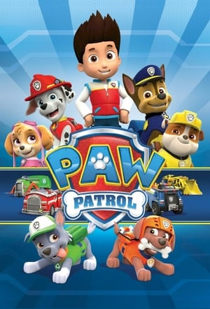 PAW Patrol, Pups Bark with Dinosaurs posters