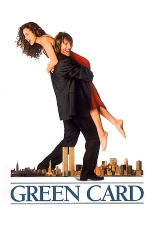 Green Card movie posters