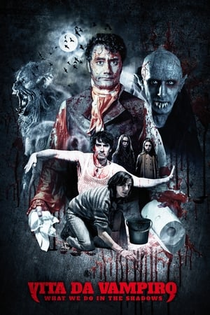 What We Do In the Shadows poster 1