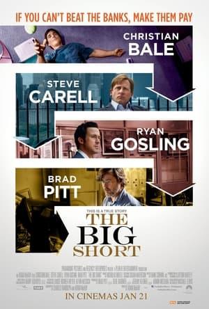 The Big Short poster 1