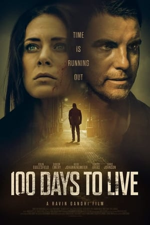 100 Days to Live movie posters
