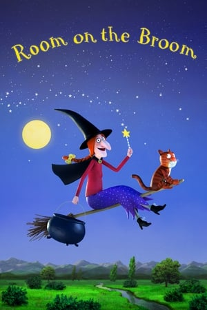 Room on the Broom poster 2