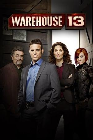 Warehouse 13, Season 4 poster 2