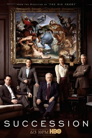 Succession, Season 2 posters