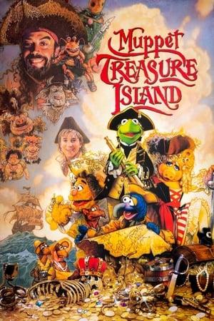 Muppet Treasure Island posters