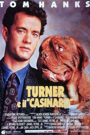 Turner & Hooch poster 4