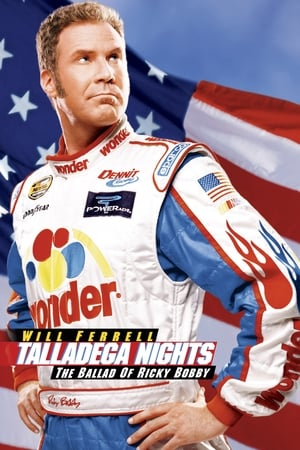 Talladega Nights: The Ballad of Ricky Bobby (Unrated) poster 2